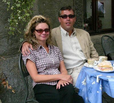 Susanne und Daniel von l-carb shop